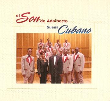 El Son de Adalberto Suena Cubano CD