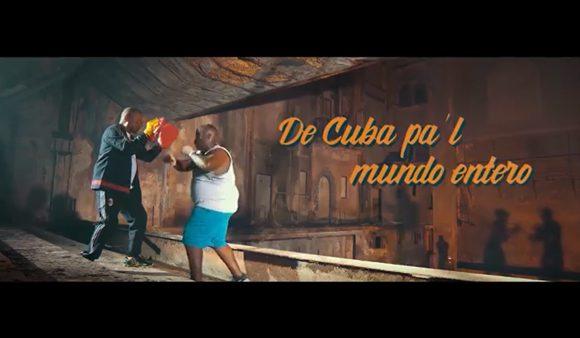 Presenta Bis Music videoclip De Cuba pa'l mundo entero