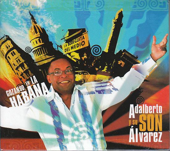 CD-Gozando en La Habana